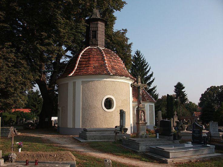 R. k. temetőkápolna (Zalaegerszeg, OLA, Hock János u., temető)