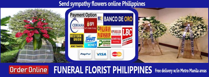 Dangwaflorist,the award winning florist and events stylist in the Philippines, offers same day funeral flowers delivery to Manila, Davao, Tagum, Mati, Cagayan De Oro & General Santos City Phili…