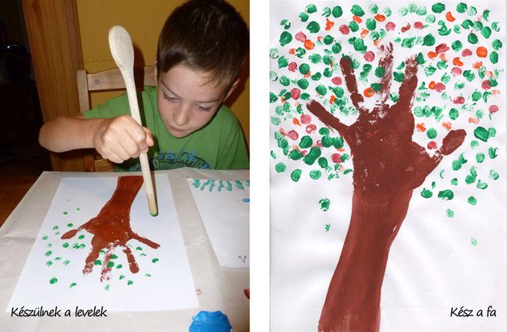 őszi kézműveskedés gyerekekkel - Google keresés