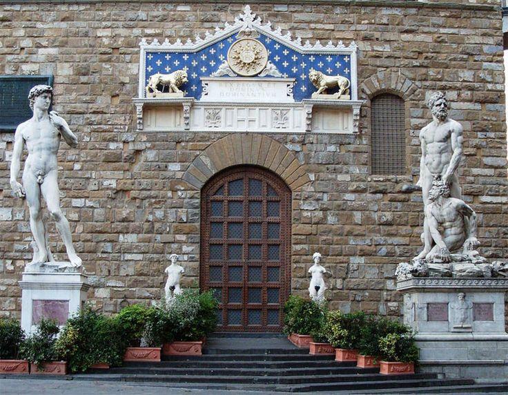 palazzo vecchio entrance - photo #3