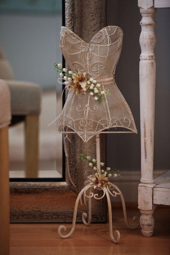 Bridal Decorative Mannequin Wedding Keepsake Bridal