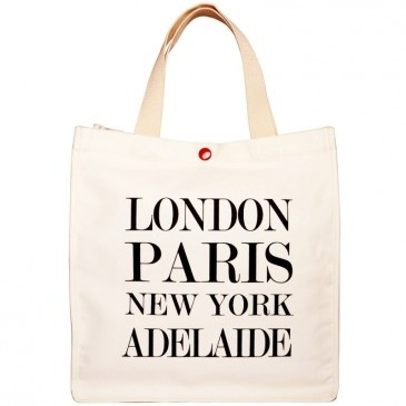 London, Paris, New York, Adelaide