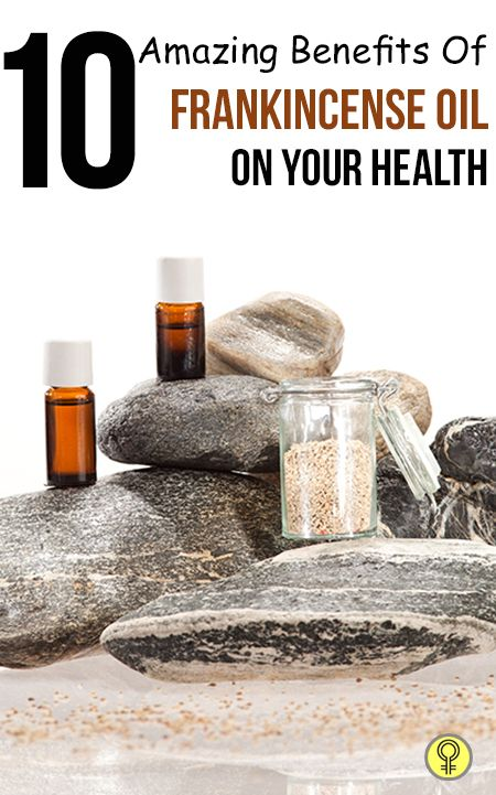 Frankincense oil is considered holy in the Middle East and has been a part of local folklore for thousands of years now. Given here are its amazing health benefits