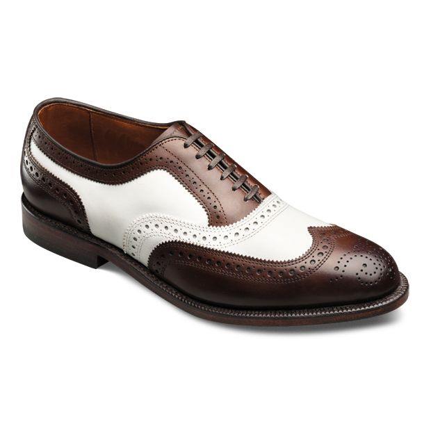 Casual Spectator Shoes Mens