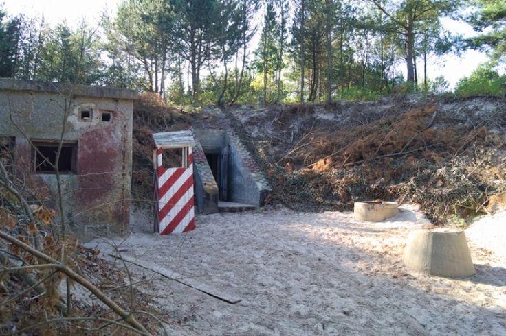 Fortyfikacje obronne w Darlowie