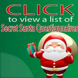 Secret Santa Questionnaire | Free Questions for Secret Santa Parties for school