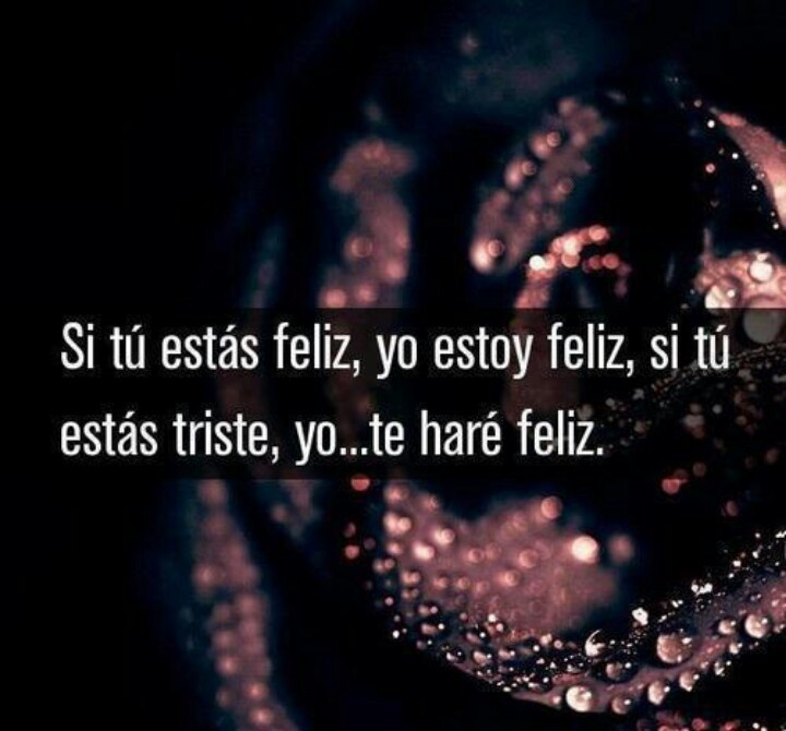 Si tú #words #frases