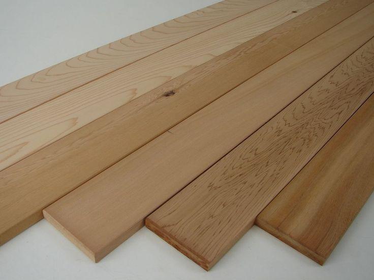6x western red cedar dielen glatt 1780x93x17mm zedernholz zeder holzbrett brett zedernholz. Black Bedroom Furniture Sets. Home Design Ideas