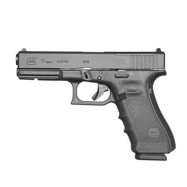 Glock 17 Gen 4 M.O.S - Kal. 9mm Luger - Shoot-Club