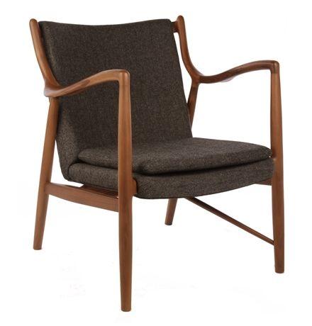 Replica Finn Juhl 45 Chair matt blatt $995
