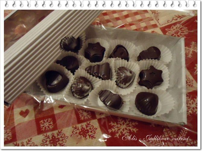 Jedlíkovo vaření: jedlé dárky - domácí pralinky #vanoce #darky #napady #peceni #recept #pralinky