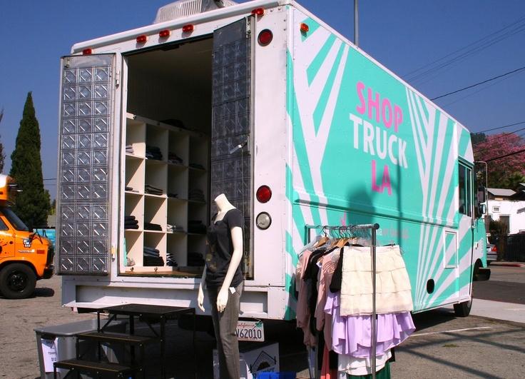 Le Fashion Truck: Event Pics