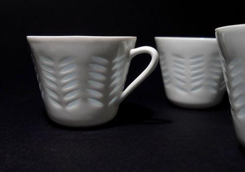 Friedl Holzer Kjellberg for Arabia - Finland 'Rice Porcelain'
