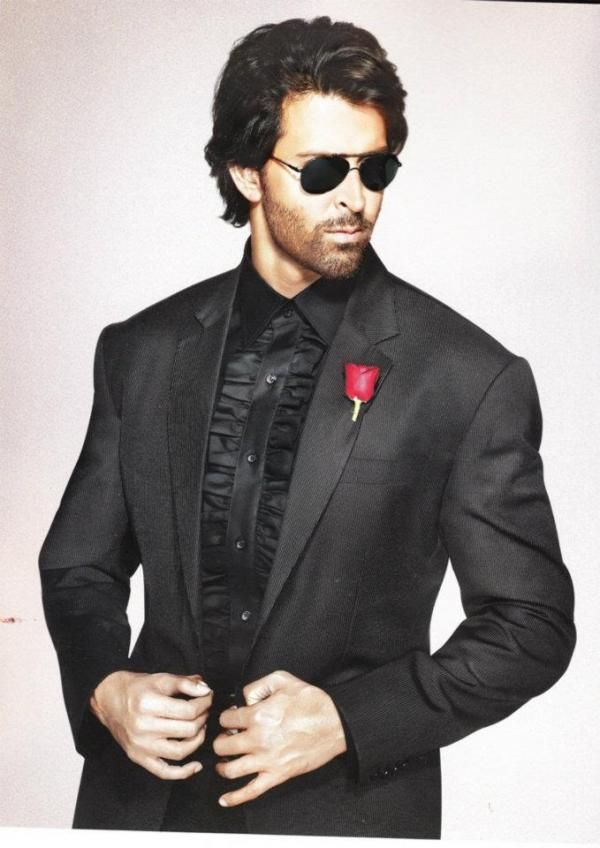 Hrithik Roshan style statement with J.Hampstead as the official Brand Ambassador.