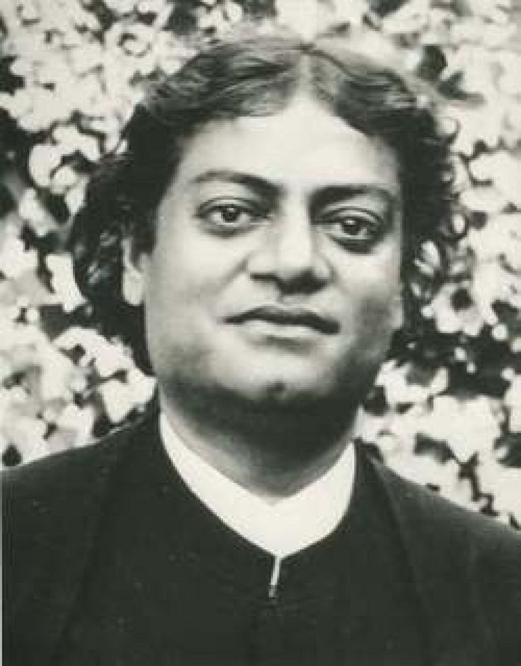 Vivekananda - Great Teacher of Yoga to America starting in the late 1800's.
