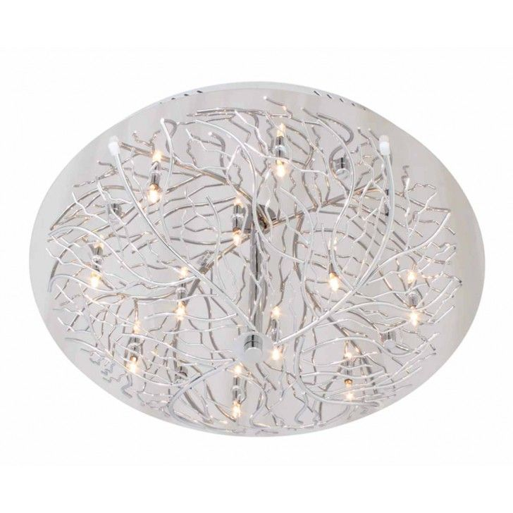 Chromer Ceiling Light