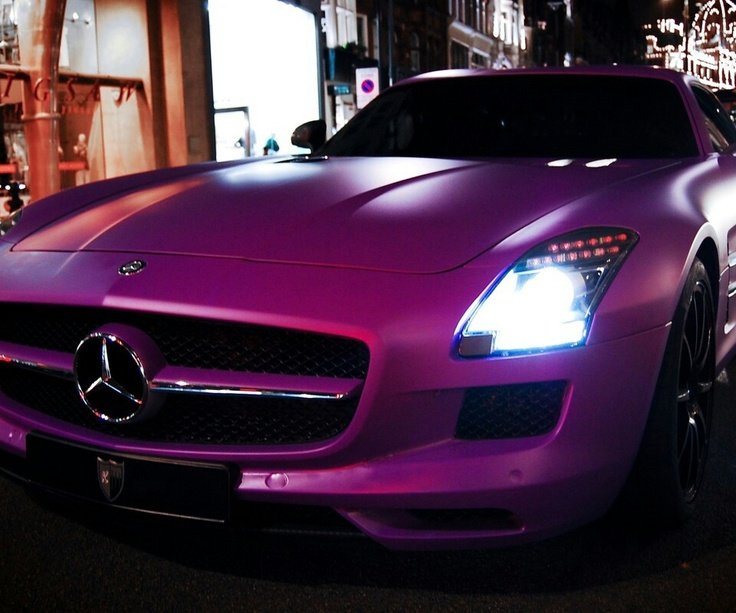 169 best pink mercedes benz images on pinterest cars for Pink mercedes benz