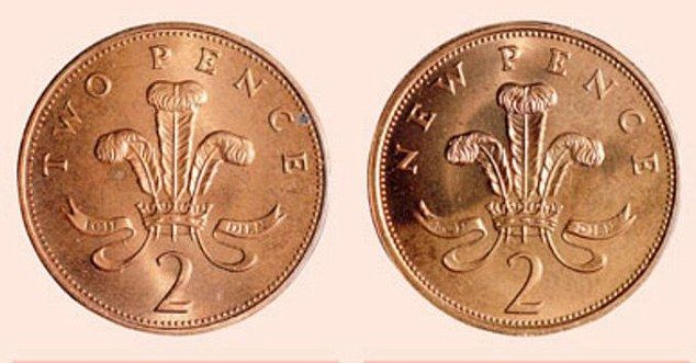 An error in 1983 means there are a small number of 2p coins from that year which…