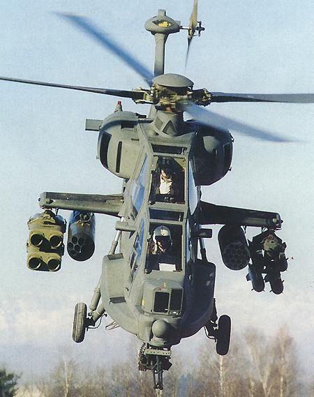 AgustaWestland A129 Mangusta Mongoose Italian Army Is