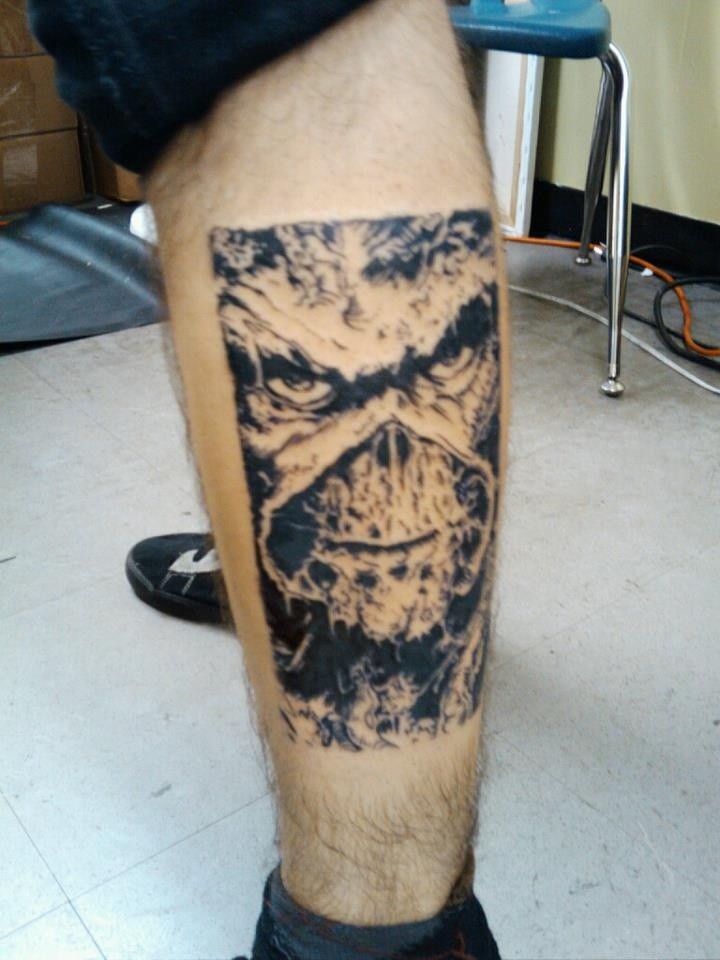 Swamp Thing | Tattoos and piercings :) | Pinterest ...