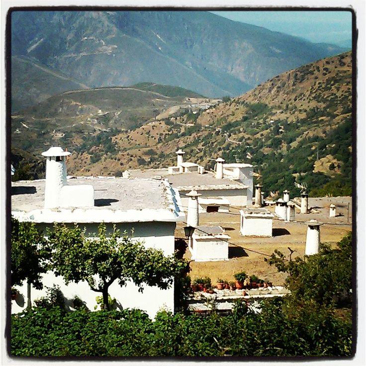 La #Alpujarra de #Granada