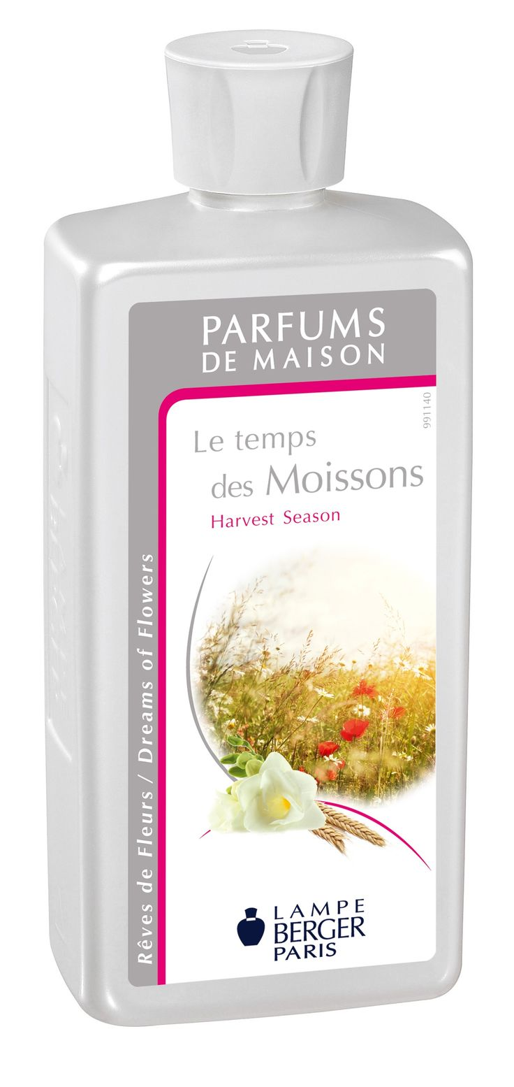 Harvest Season 500ml Fragrance by Lampe Berger - Style of Life