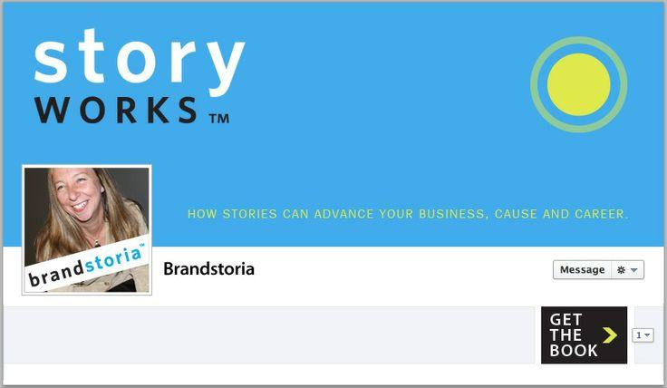 BrandStoria Facebook Cover - by TweetPages.com #TweetPages, #Brandstoria