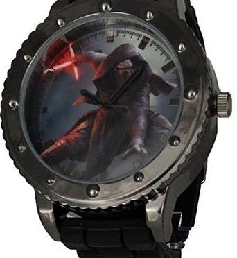 Star Wars Episode VII The Force Awakens Kylo Ren Men's Watches