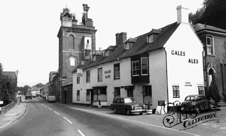 Ship And Bell  c1960, Horndean - <3 Home