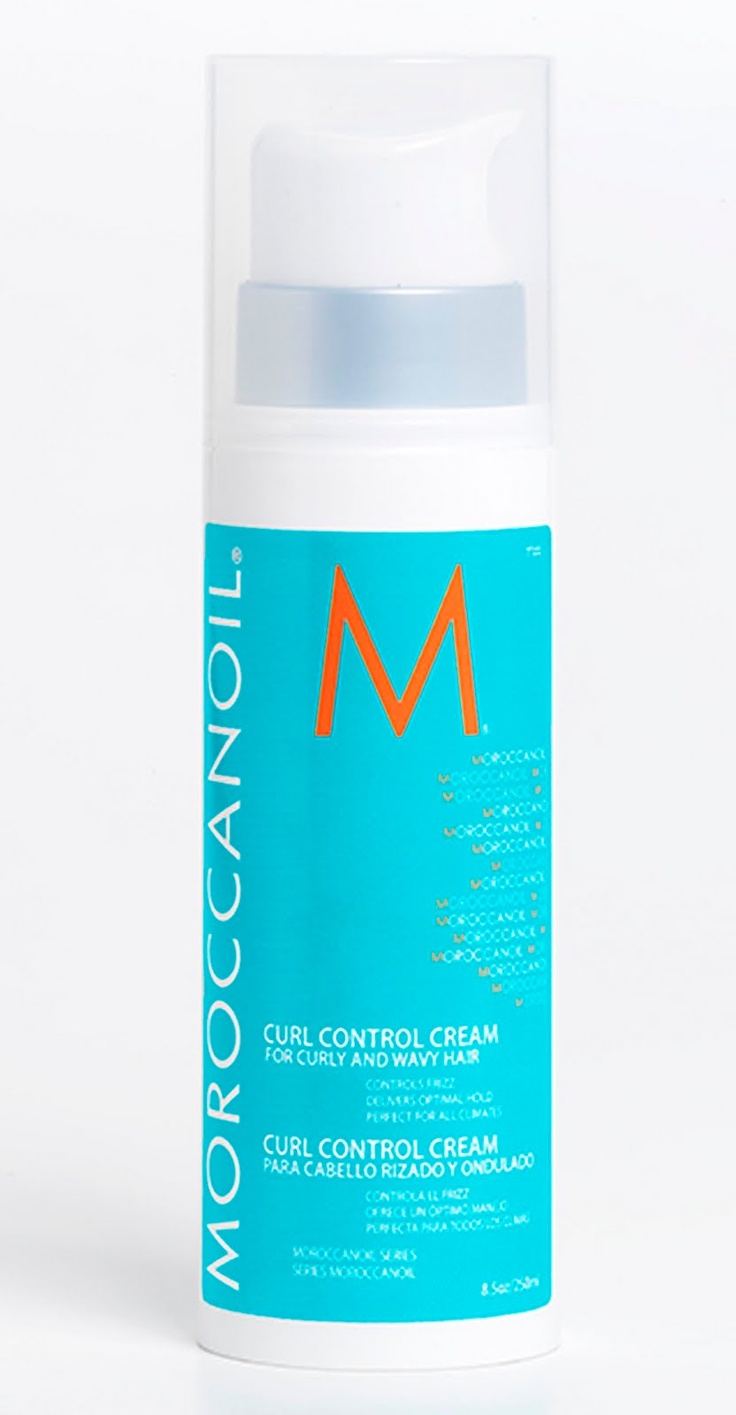Morrocan Oil Curl Control Cream -I'm very particular and do my best to invest in my thick curly/wavy hair. Although the scent is strong, this is the best product I've found thus far. It gives me 3 days of good hair. I use it in combo with the treatment oil.
