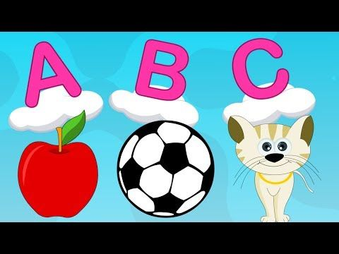 Best ABC Alphabet Song From HooplaKidz