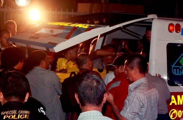 Polisi Ditembak Mati di Depan Gedung Komisi Pemberantasan Korupsi (KPK) Jakarta.