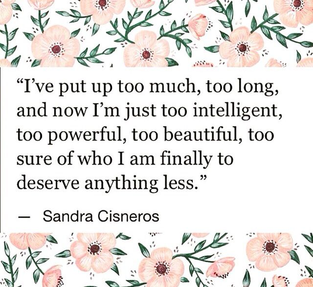Sandra Cisneros                                                       …