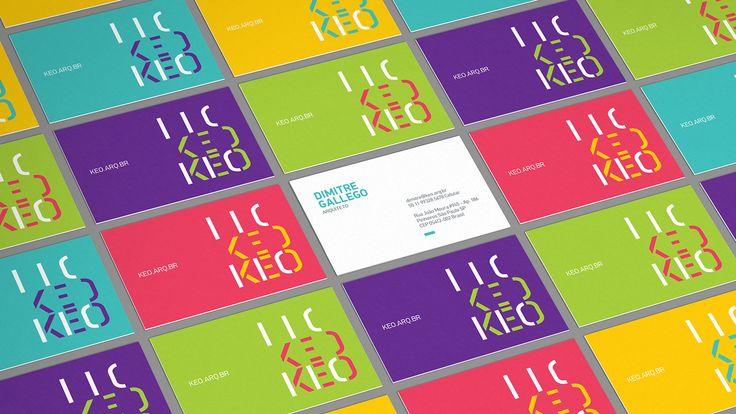 KEO   Branding on Behance