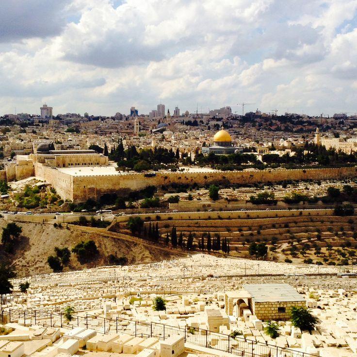 Jerusalem through the eyes of sebaart