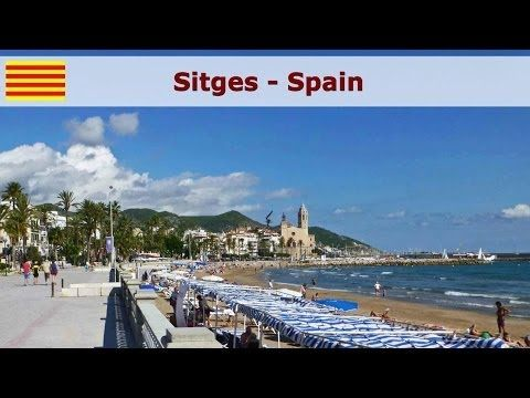 Sitges - Spain - YouTube