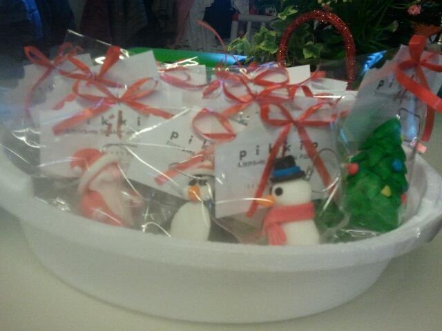 Vi stiamo preparando qualche regalino di Natale...in Pikkio Style :-D