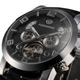 Buy here just for RS. 3,850.00 Forsining Automatic Watch for men with Month, Year, Day and Date Function