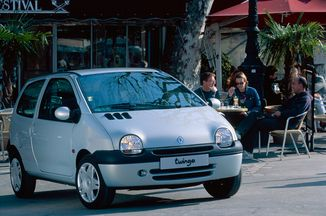 Renault Twingo1.2 16v 75ch Initiale (09-2000)