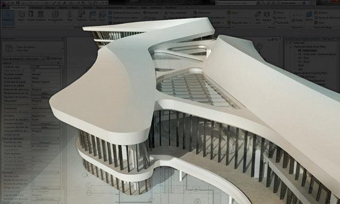 Curso revit architecture b sico revit arquitectura for Arquitectura parametrica pdf