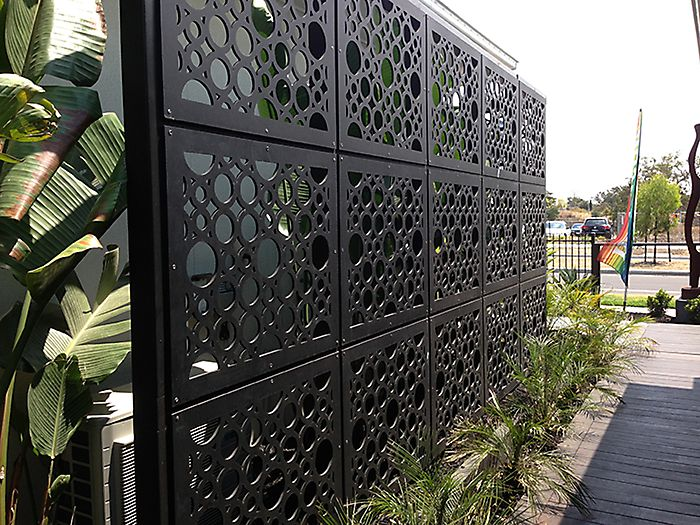 76 best images about exterior for Garden feature screens