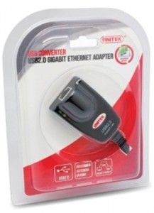 Y-2461 UNITEK USB 2.0 to Gigabit Ethernet 10/100/1000 Adapter Cable   SN Technology Cape Town