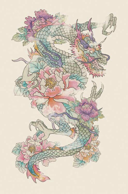 Dragone tattoo