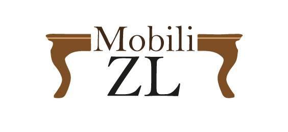 """Ideazione logo """"Mobili ZL"""" Azienda lavorazione artigianale del legno, vernicitaura e decorazione.  http://www.mobilizl.it/"""