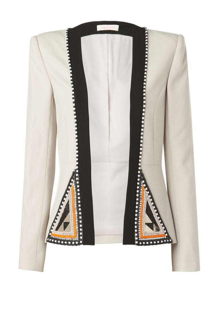 sass & bide | MIGHTY OAKS - oyster | jackets | sass & bide