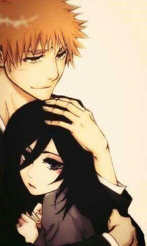 *-* Ichigo e Rukia                                                       …