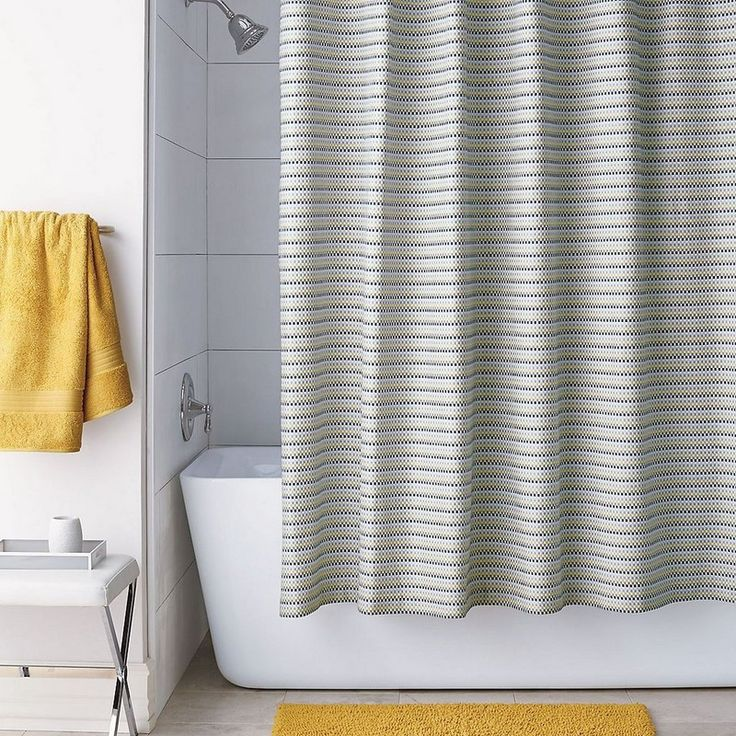 terry cloth shower curtain. 118 best Bathroom Refresh images on Pinterest  Back to ideas and Circles