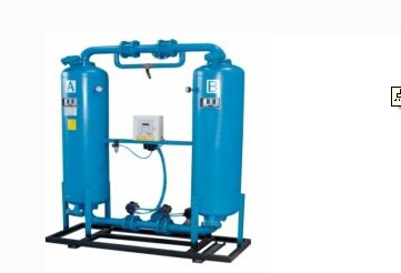 Heatless Purge Desiccant Compress Air Dryer Model: DAD-1WXF Air Capacity(Nm3/min): 1.2 Air Connection: ZG1 Overall Dimension: L*W*H(mm)800*400*1376 Weight(kg): 120 Qualification And Quality Certificate: GC energy-saving Certification, CE European Union standard Certification, ISO9001 the United Kingdom LRQA Certification