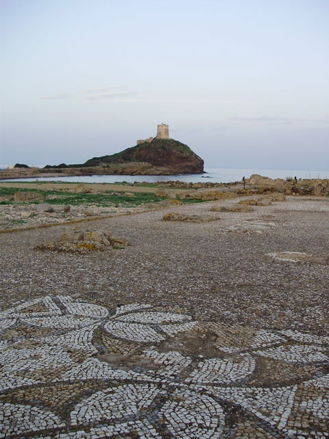 Nora, Sardegna