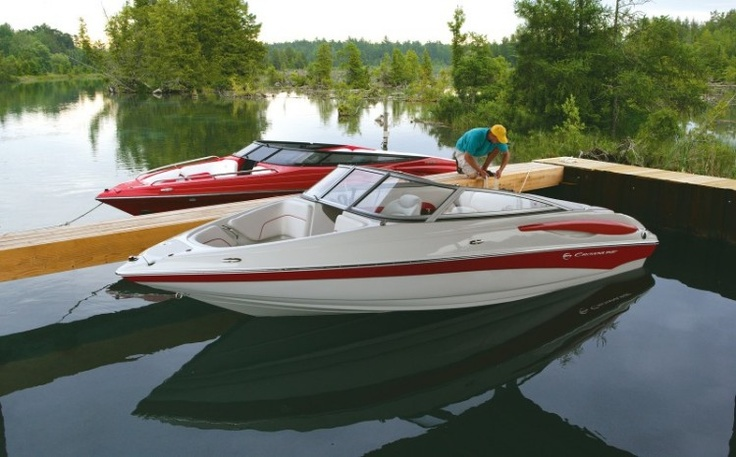 New 2012 Crownline Boats 19 SS Bowrider Boat Photos